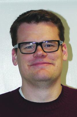 Chris Miller : Staff Writer